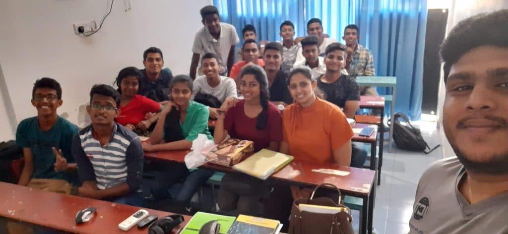 2021 A/L English Medium ICT Class