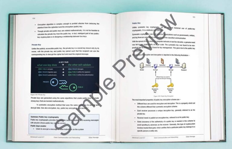al data communication and networking sample preview 6