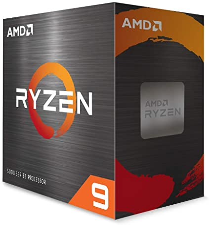 AMD Ryzen 9 5950X DirectX 12.00